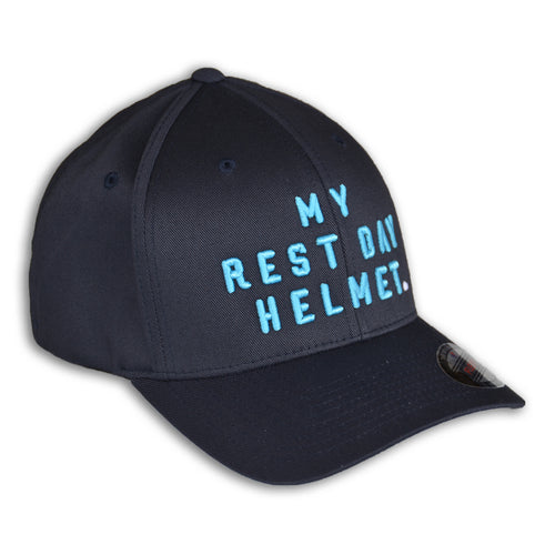 Rest Day Helmet Cap
