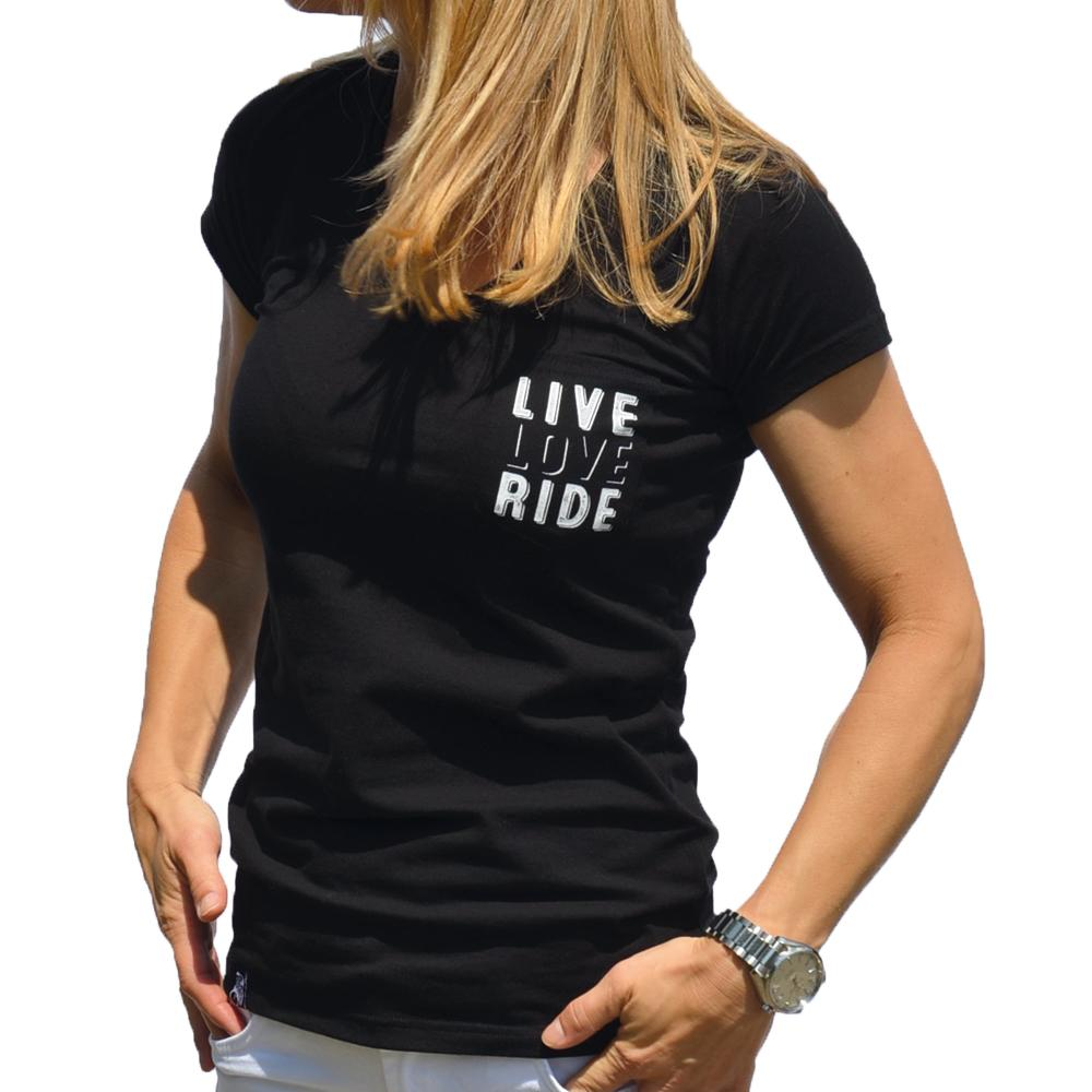 Womens Pocket Tee
