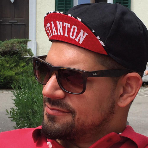 Stanton Cycling Casquette