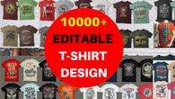 10000+ T-shirt designs Bundle Sell Online Cheap Price