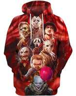 All Horror Characters Halloween