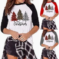 Funny Christmas tree shirt for womens cheap price 2019
