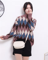 Christmas Pattern New Style Pullover Knitting Shirt 2019 Cheap price