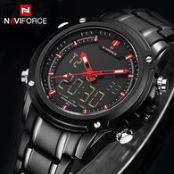 Luxury Military Waterproof LED Sport Watches