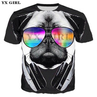 funny best pug shirt-cheap pug shirt with free shipping