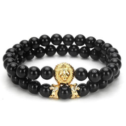 Lion Crown Bracelet
