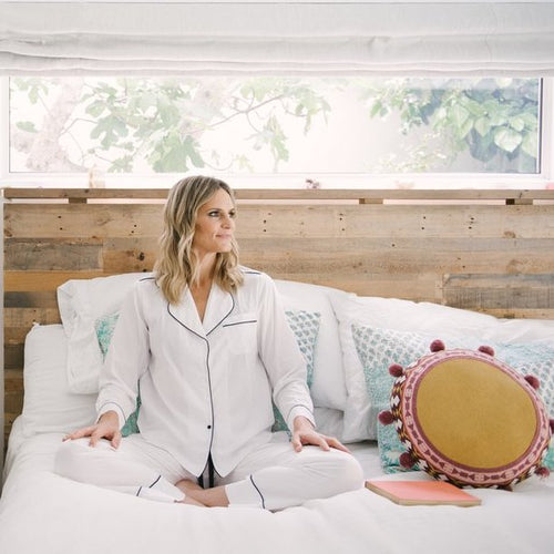 Get the best sleep of your life with tips from wellness expert, Lauren Roxborough