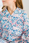 Caitlin Wilson Design x KIP. Kids Pajama in Ava Rose