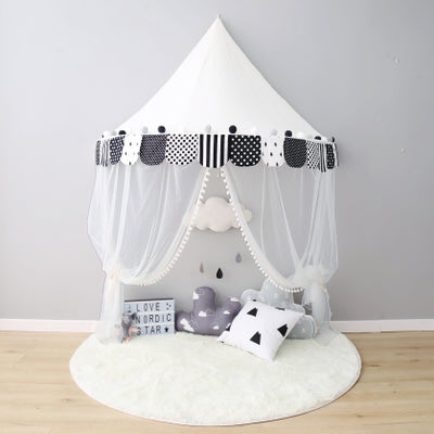 Wall Tent in Monochrome + Mat Bundle