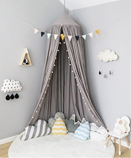 Canopy in Gray