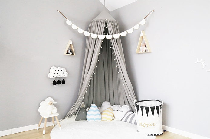 Canopy in Gray + Mat Bundle