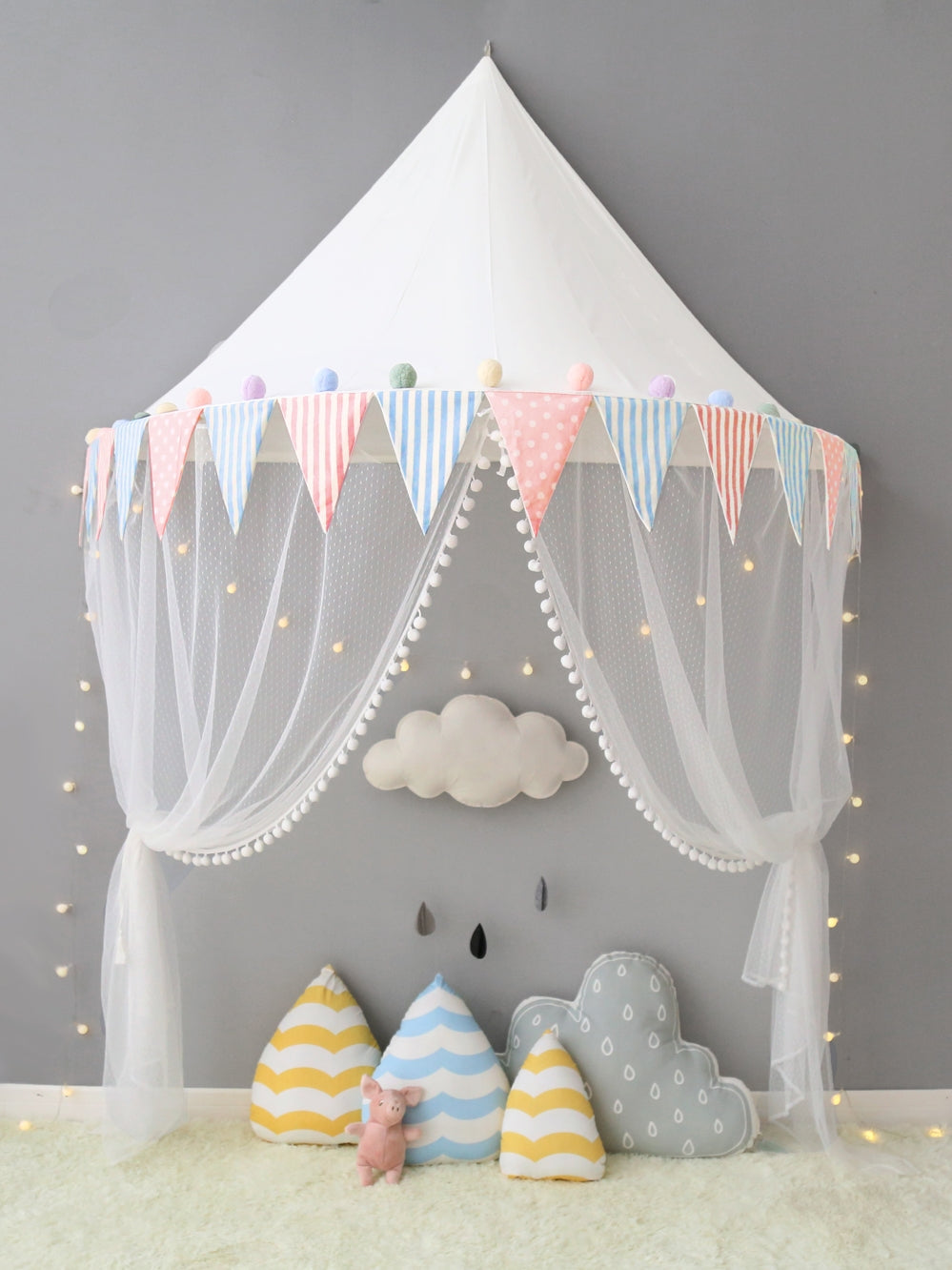Wall Tent in Carnival