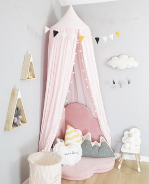 Canopy in Pink+ Mat Bundle