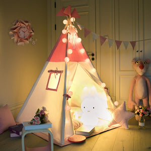 Premium Teepee in Pink Panther