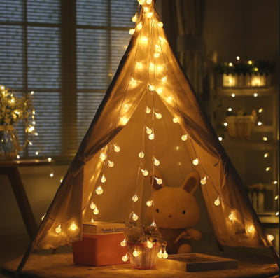 Fairy Lights in Round