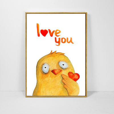 Chicky Loves You