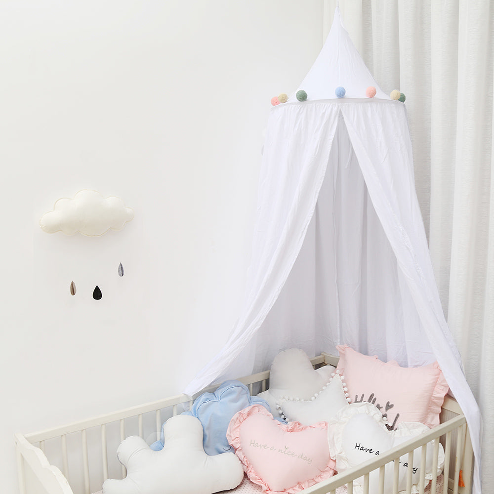 Canopy in White + Mat Bundle