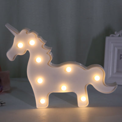 Pony LED Light in Light Gray
