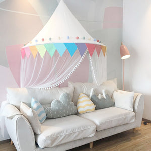 Wall Tent in Rainbow