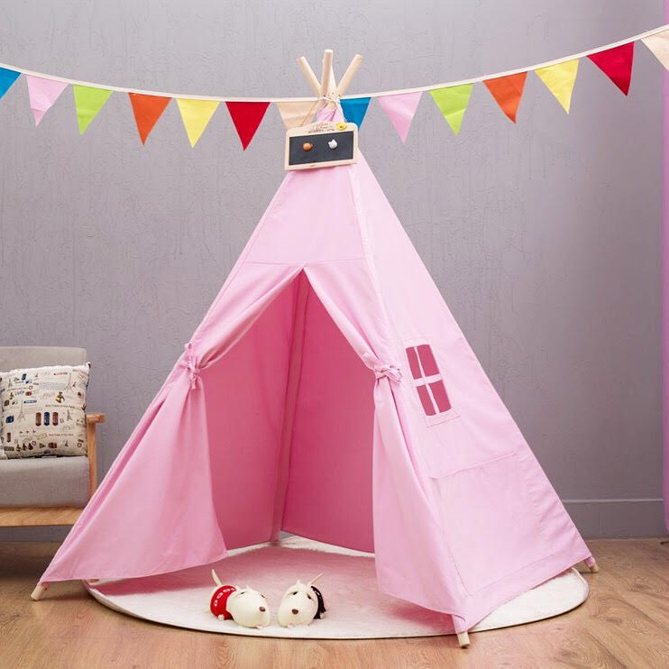 Basic Teepee in Rosette + Mat Bundle