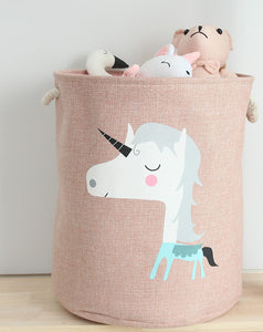 Storage Basket in Unicorn