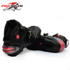 Pro-Biker professional motorcycle racing boots,
