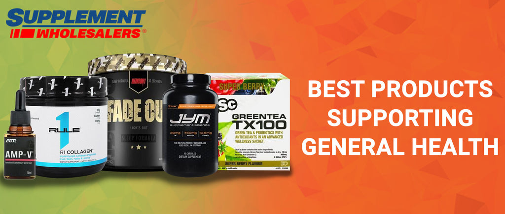 Best Products Supporting General Health