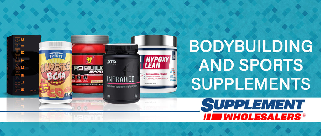 Bodybuilding and Sports Supplements from Supplement Wholesalers