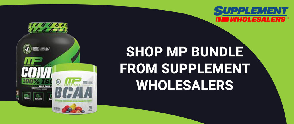 Shop MP Bundle from Supplement Wholesalers