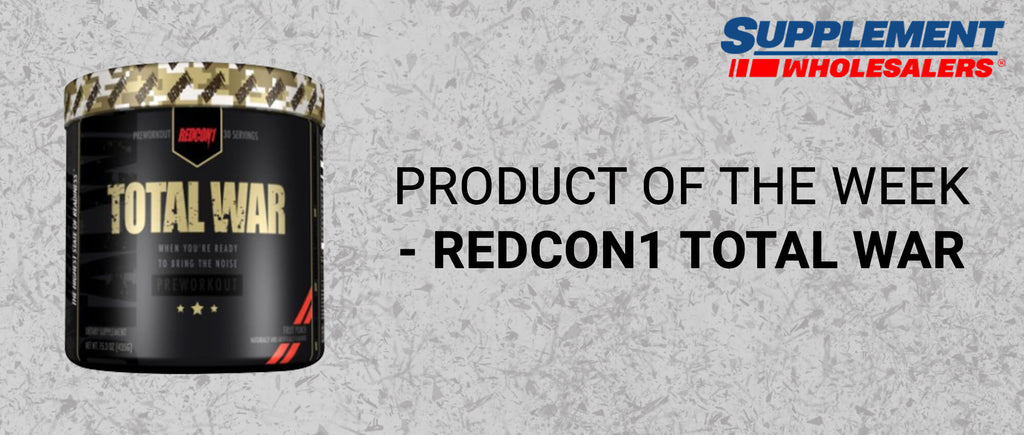 Product of the Week - Redcon1 Total War