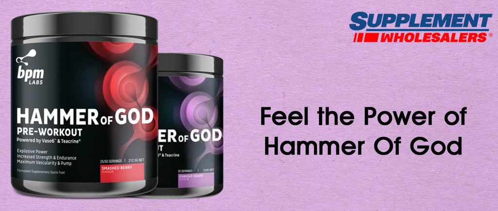 Feel the Power of Hammer Of God