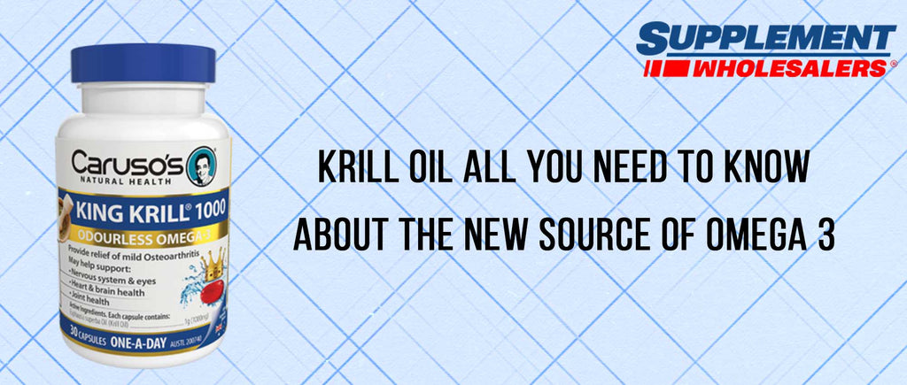 Krill Oil: All you need to know about the new source of Omega 3