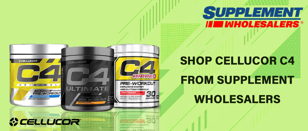 Shop Cellucor C4 from Supplement Wholesalers