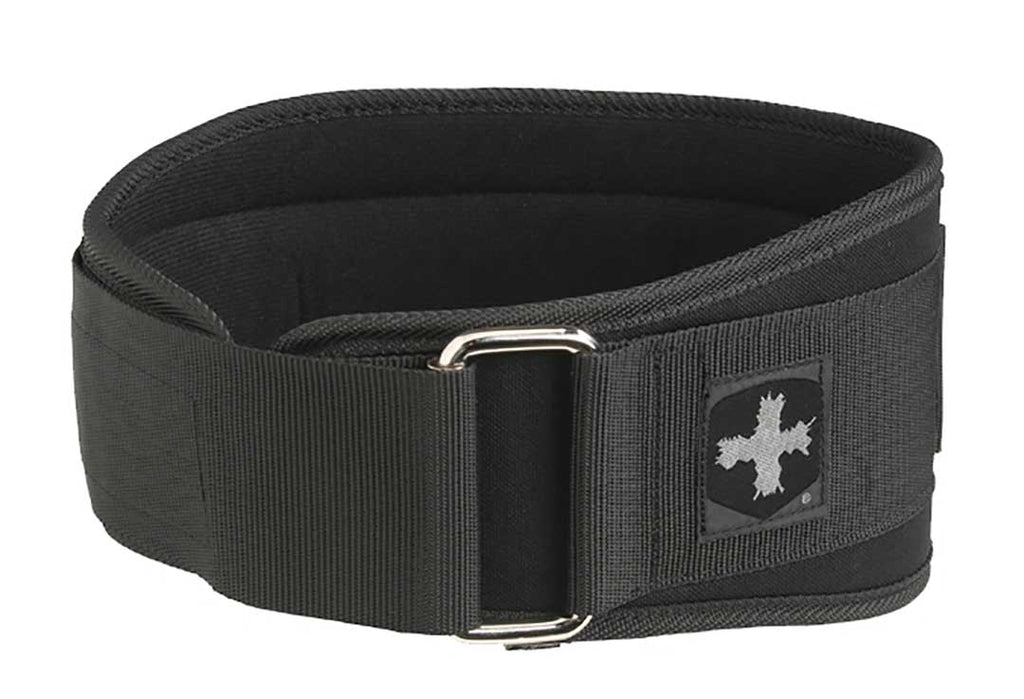 Harbinger 5 inch Foam Core Belt (Black)