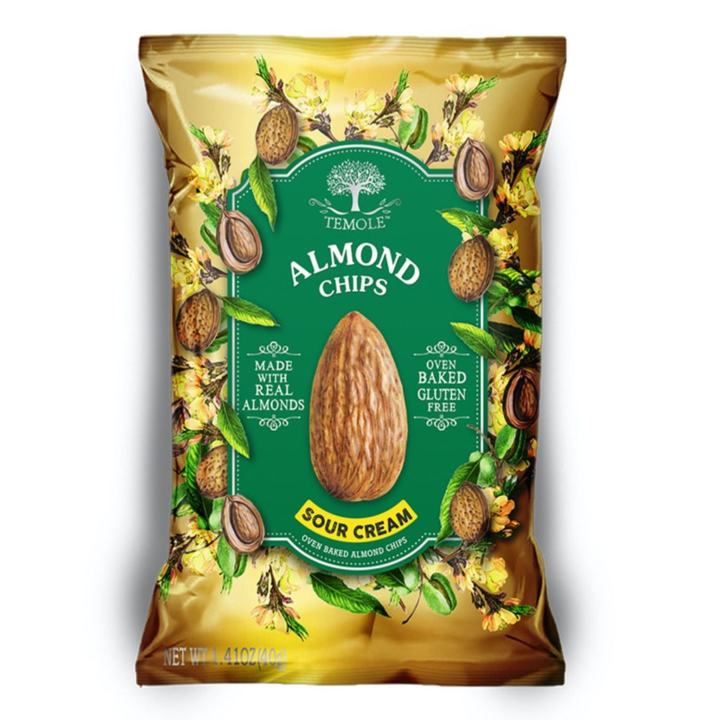 Temole Almond Chips