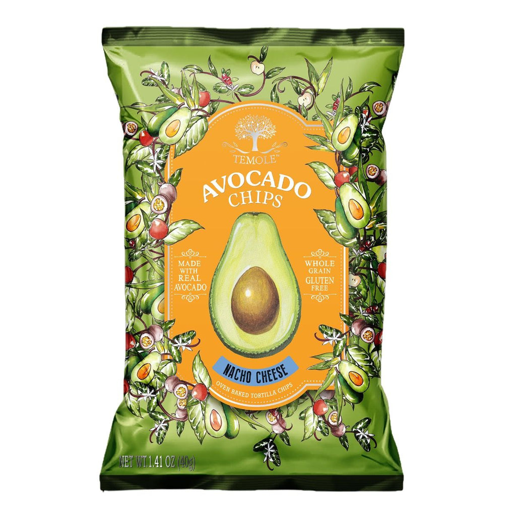 Temole Avocado Chips