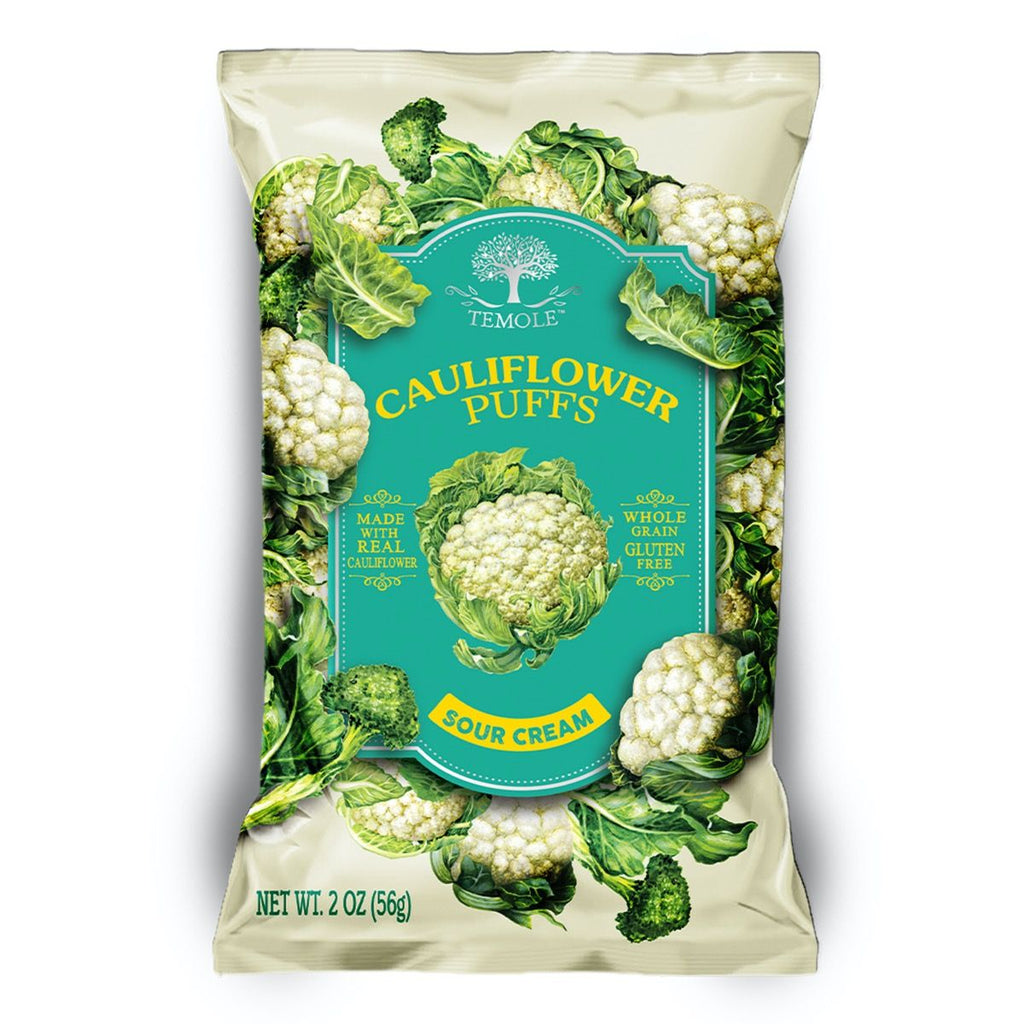 Temole Cauliflower Puffs