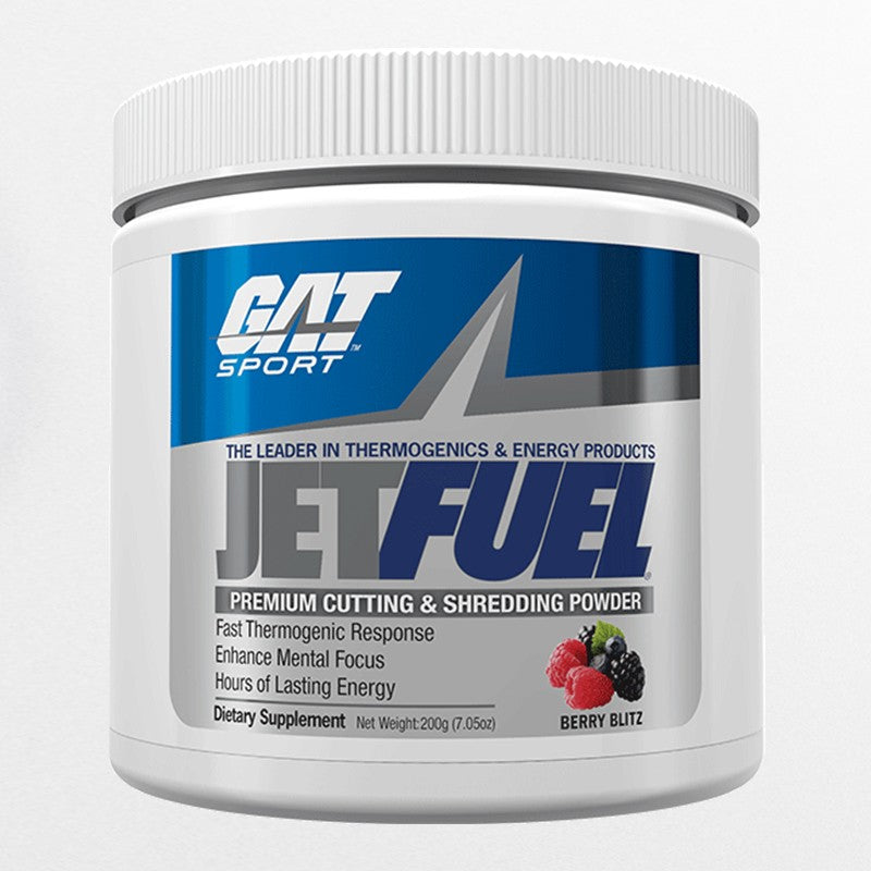 GAT JetFuel Premium Cutting and Shredding Powder