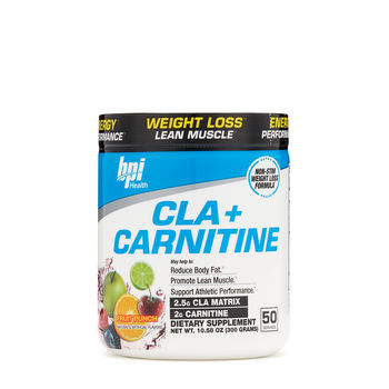 BPI Sports CLA plus Carnitine