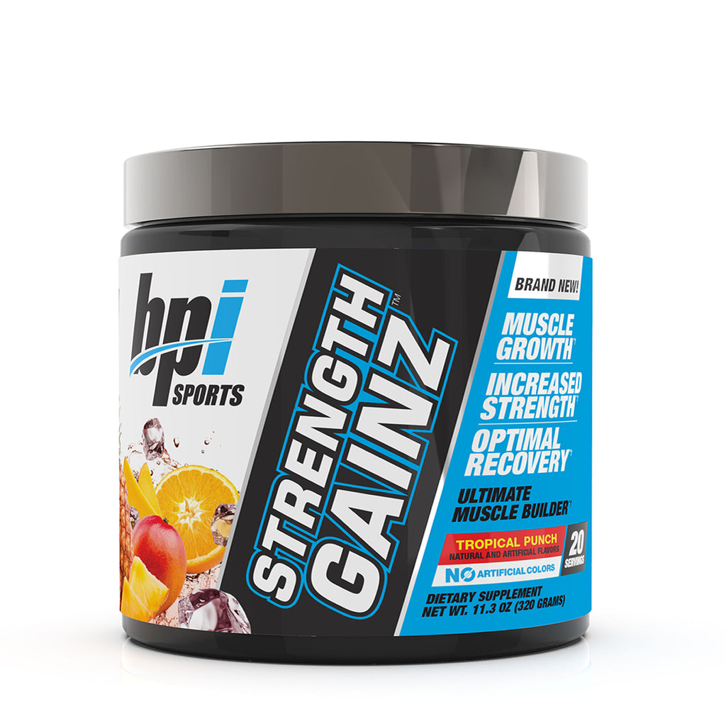 BPI Sports Strength Gainz