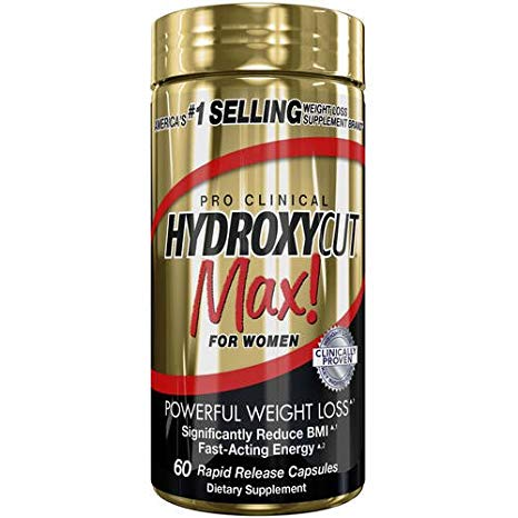 Muscletech Hydroxycut Pro Clinical Max For Women
