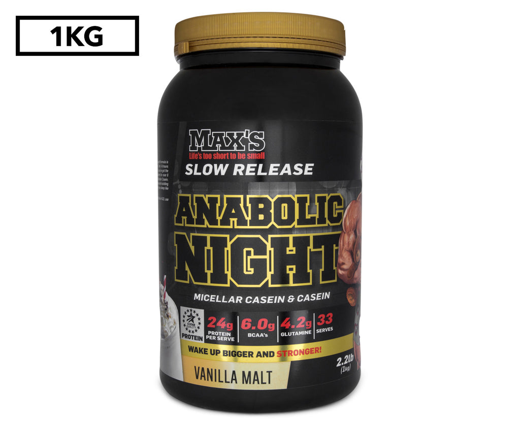 MAXs Anabolic Night 1kg