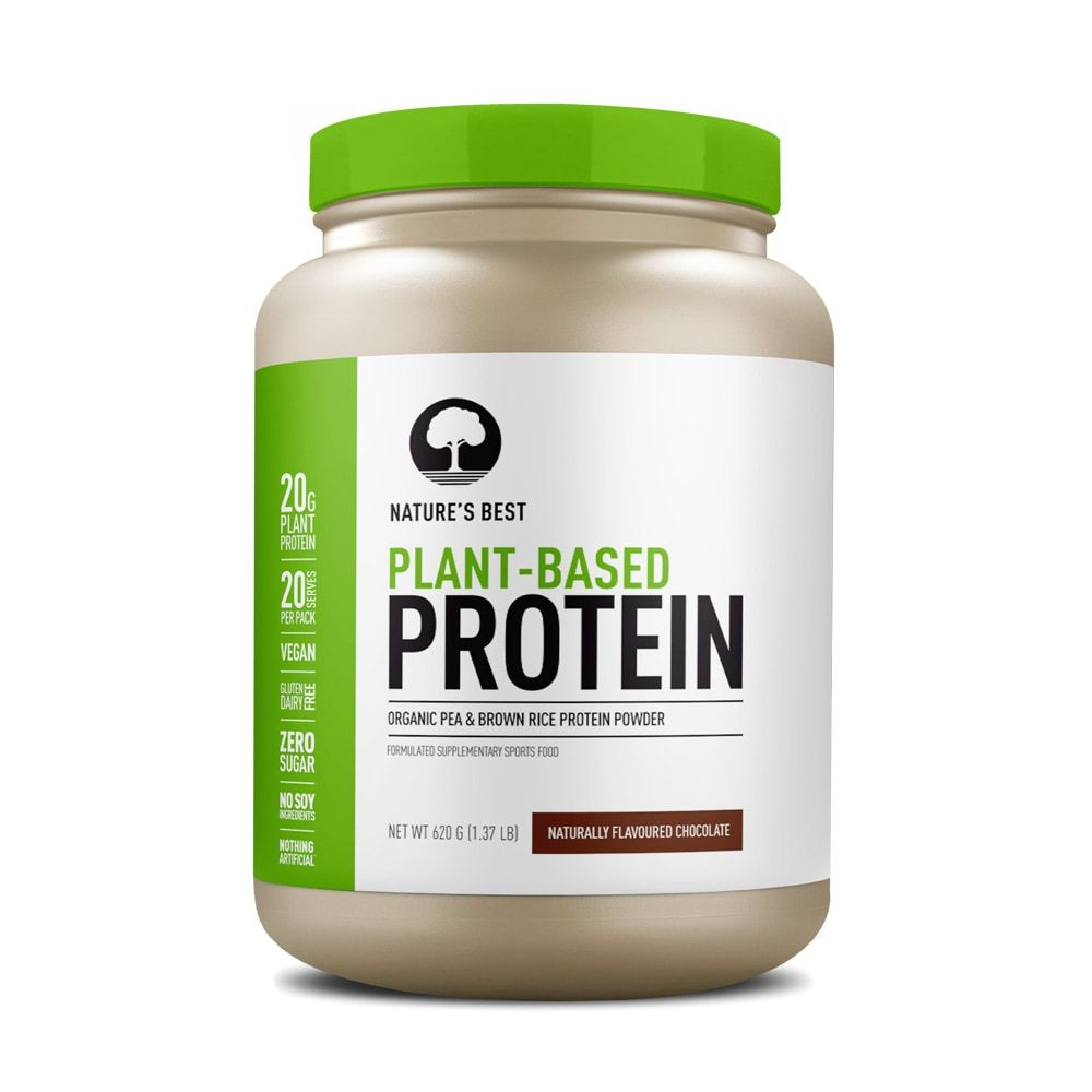 Nature's Best Plant Based Protein