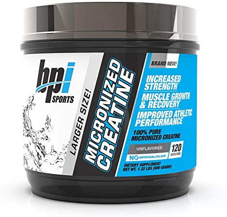 BPI Sports 100% Pure Micronized Creatine