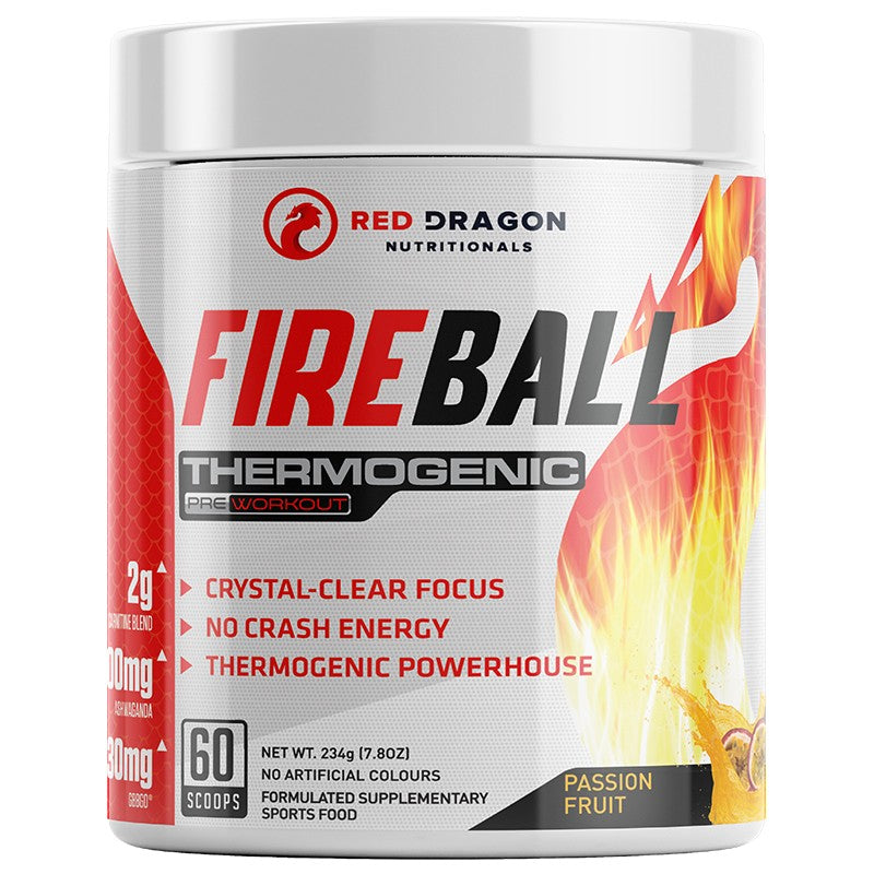 Fireball Thermogenic by Red Dragon Nutritionals