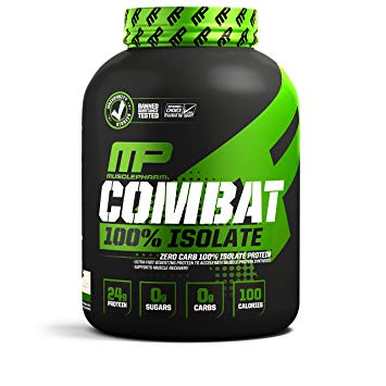 MusclePharm Combat Isolate Protein