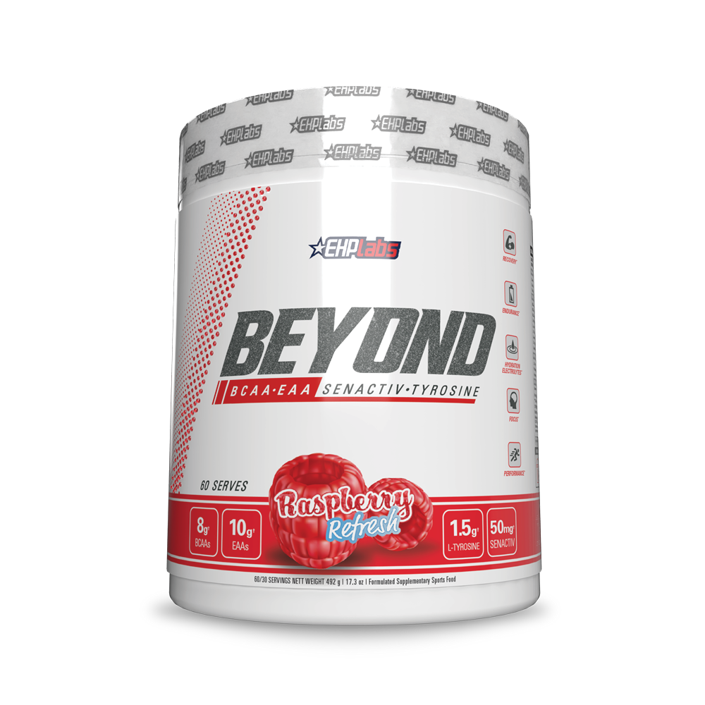 EHPLabs Beyond BCAA - EAA with Senactiv and Tyrosine 60 serve