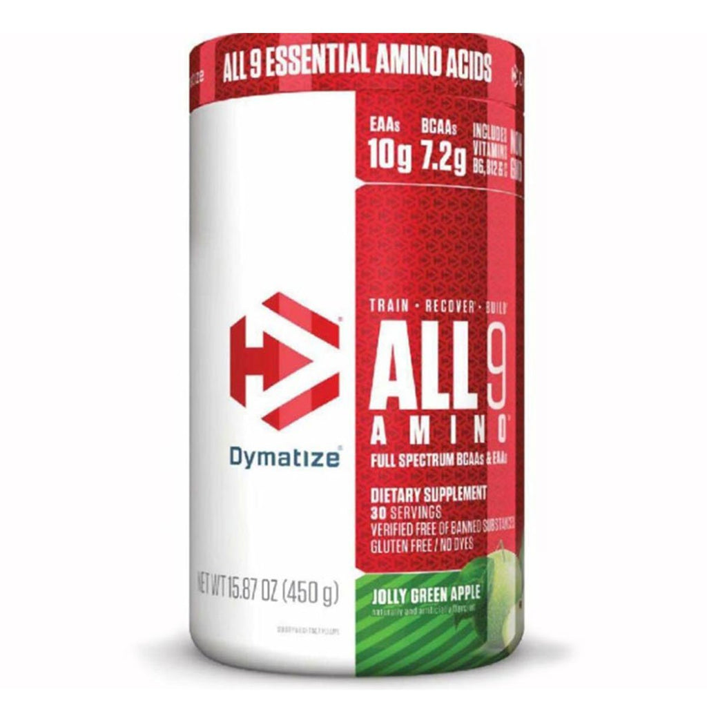 Dymatize All 9 Amino - Full Spectrum BCAA & EAA