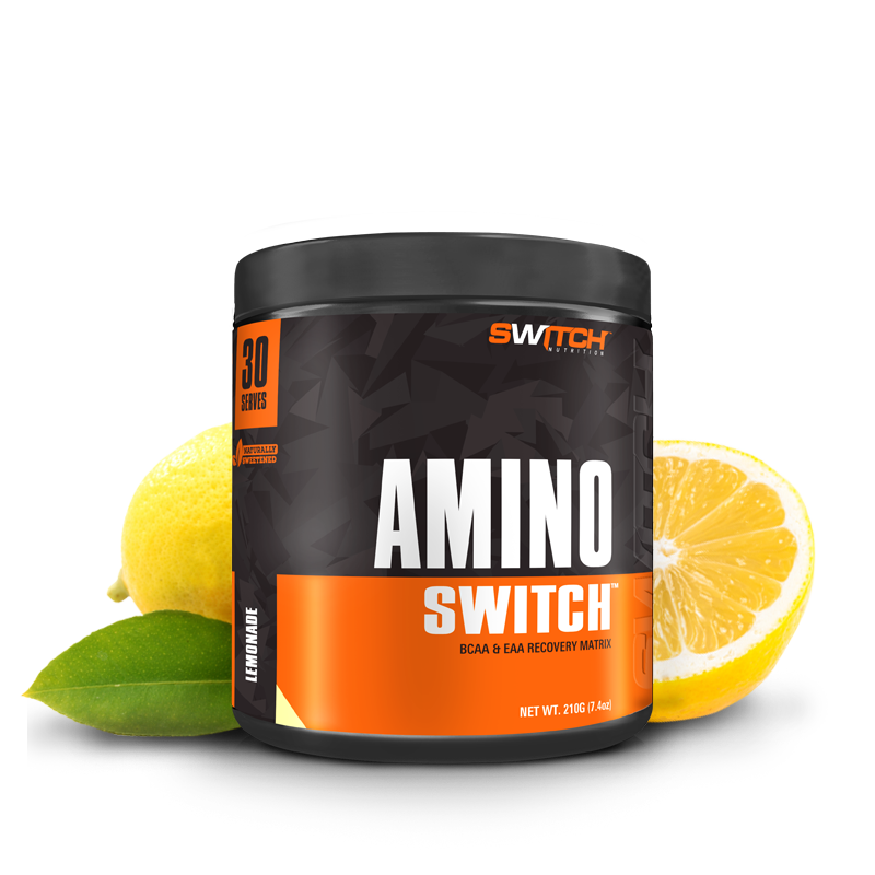 Switch Nutrition Amino Switch - BCAA & EAA Recovery Matrix