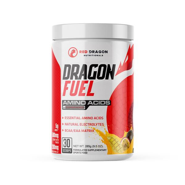 Dragon Fuel Amino Acids by Red Dragon Nutritionals